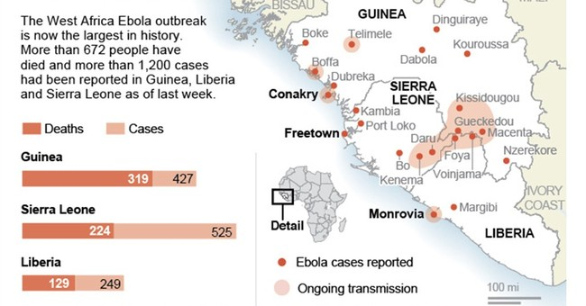Peace Corps evacuates over Ebola as 2 isolated