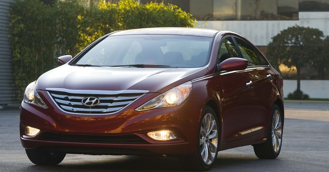 Hyundai recalls 883K Sonatas to fix gear shifters