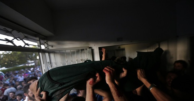 Obama takes tougher line against Gaza casualties