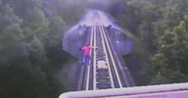 2 women survive ordeal along Indiana rail bridge
