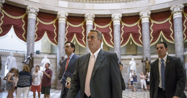 Suing Obama: GOP-led House gives the go-ahead