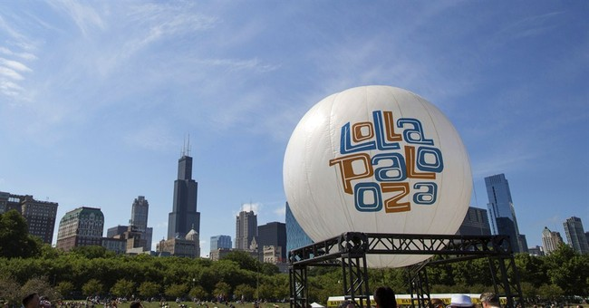 Lollapalooza marks a decade in Chicago