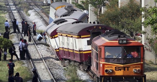 Thai junta sets plan for fast rail links to China