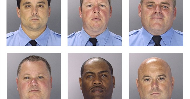 6 Philadelphia officers charged in corruption case