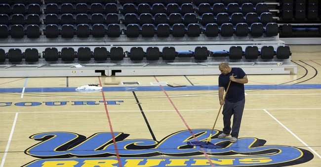 UCLA's Pauley Pavilion drenched in hoops history