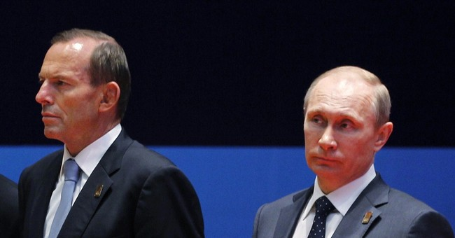 Australian leaders differ on Russian role in war