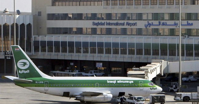 Dubai, European airlines divert flights over Iraq
