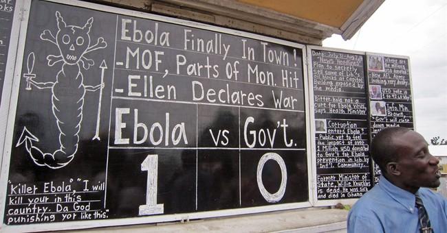 W. Africa Ebola outbreak tops 700 deaths