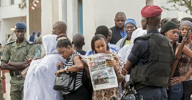 Ex-Senegal leader's son starts corruption trial