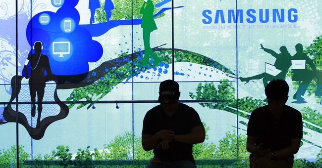 Samsung earns $6.1 billion, shares plunge