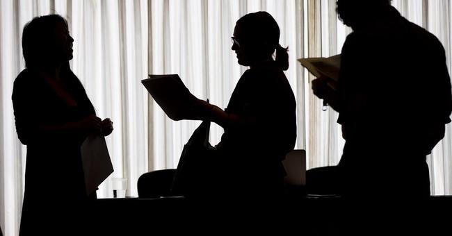 As US job market strengthens, many don't feel it