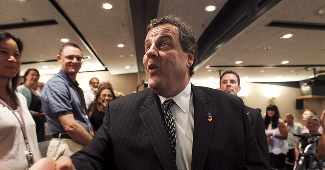 Christie defends record in 2nd summer stop in NH
