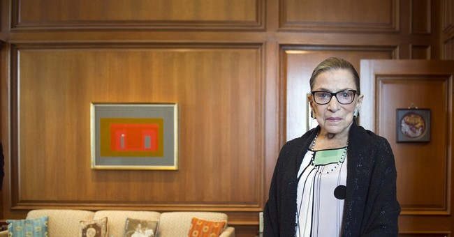 Ginsburg: High court won't 'duck' gay marriage