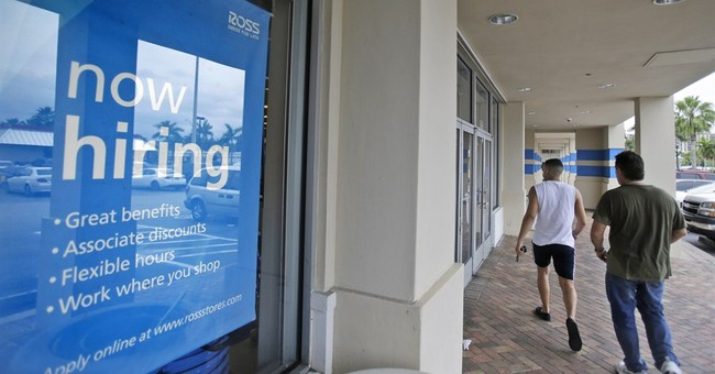 As US job market strengthens, many don't feel it