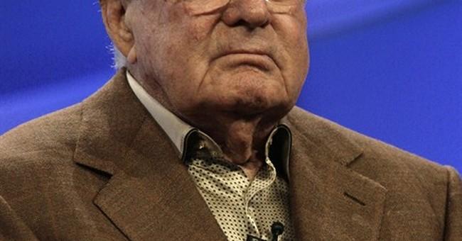 Veteran TV impresario Robert Halmi Sr. dies at 90