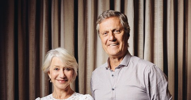 Could Helen Mirren forget how to act? She worries