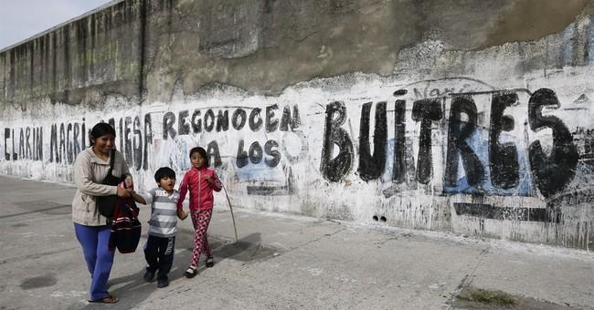 US judge scolds Argentina over debt crisis remarks