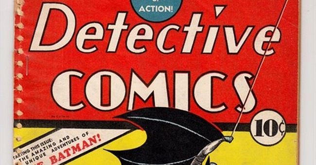 Batman creator's personal copies to be auctioned