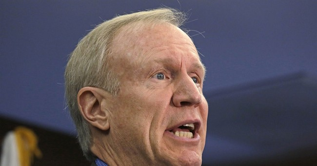 Illinois governor hopeful pledges $1M of fortune