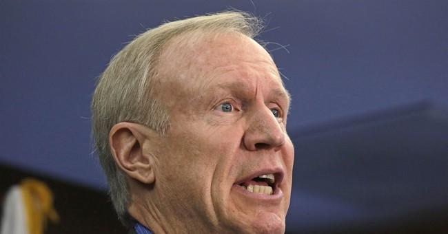 Illinois governor hopeful pledges $1M of fortune