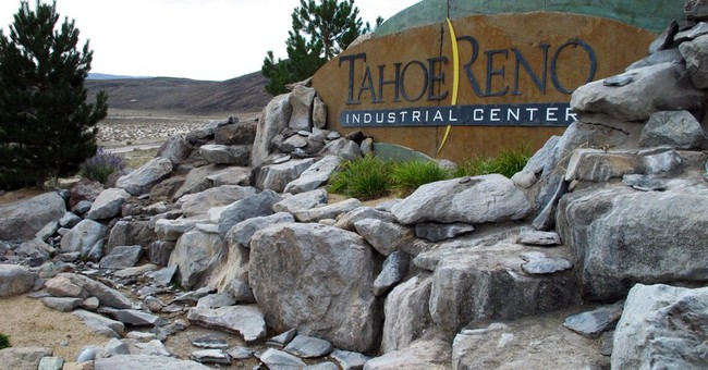 Nevada no lock for Tesla plant despite groundwork