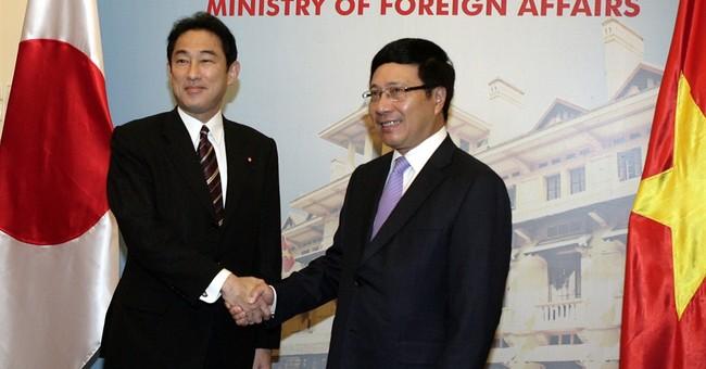 Japan provides Vietnam with 6 vessels
