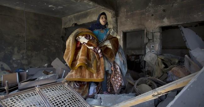 In brief lull, Gaza's displaced survey devastation