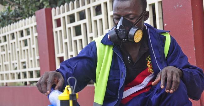 Ebola moving faster than control efforts