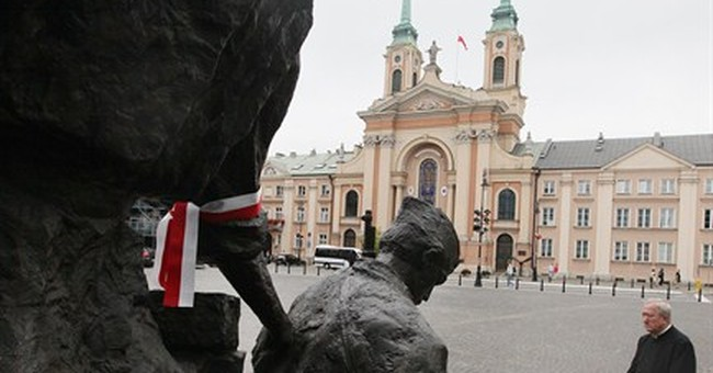 Poland marks 70th anniversary of Warsaw Uprising