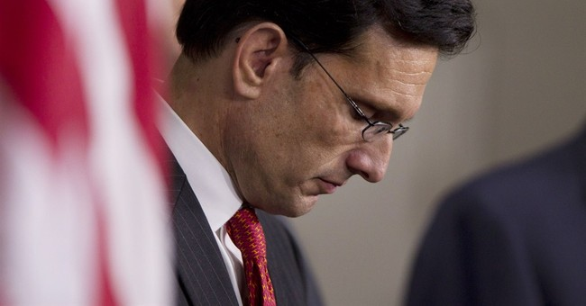 Rep. Cantor to resign from House seat in August