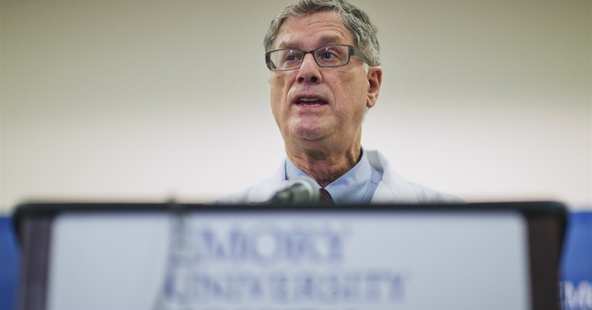 Americans with Ebola returning to US for treatment