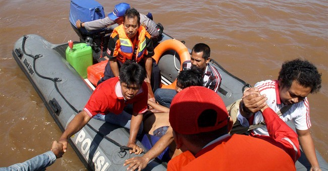 Death toll in Indonesia boat accidents up to 34