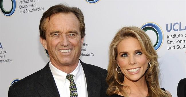 Robert Kennedy Jr. to marry actress Cheryl Hines