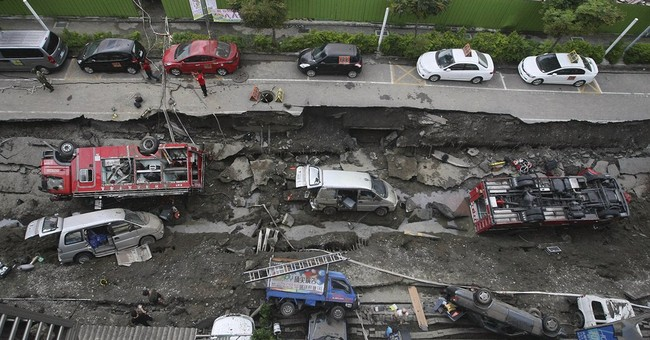 Taiwan explosions probe focuses on petrochem firm