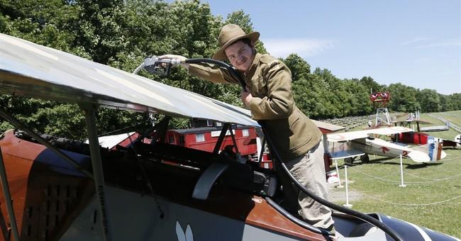 WWI aviation still alive at aerodrome in New York