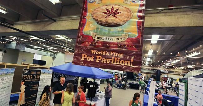 Denver fair's bong, edible contests celebrate pot