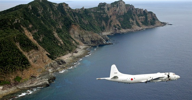 Japan names 5 disputed islets in East China Sea