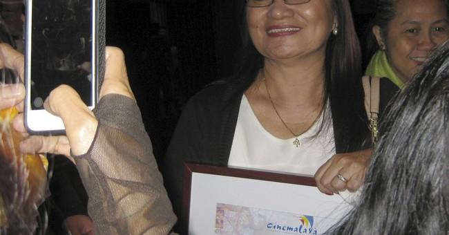 US immigration activist's movie premiers in Manila