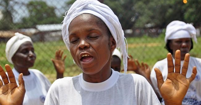 Liberia government orders Ebola victims cremated