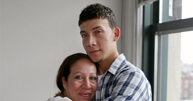 Honduran man waits for asylum after 12-year fight