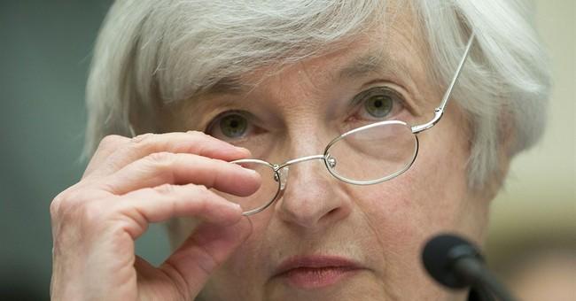 Hiring up, but Yellen 'dashboard' signals caution