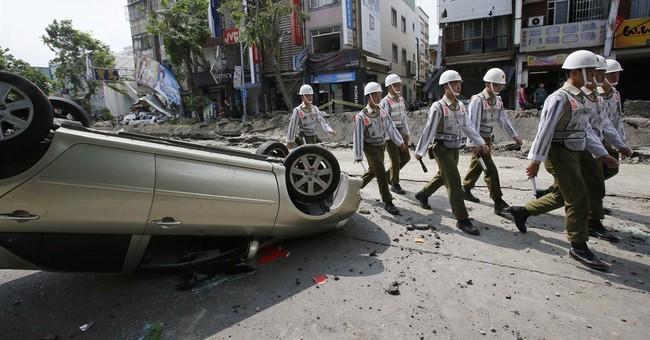 Taiwan explosions probe focuses on petrochem firm