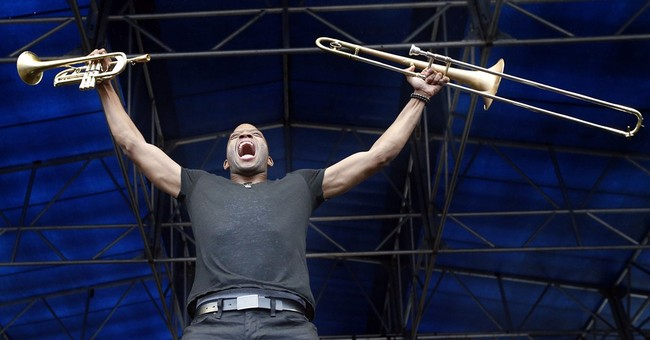 Trombone Shorty replaces boy's stolen trombone