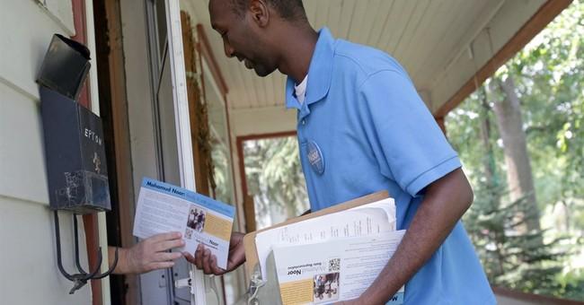 Somali candidate eyes milestone in US race