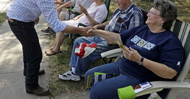 Old issue still dogs Kansas tea party candidate