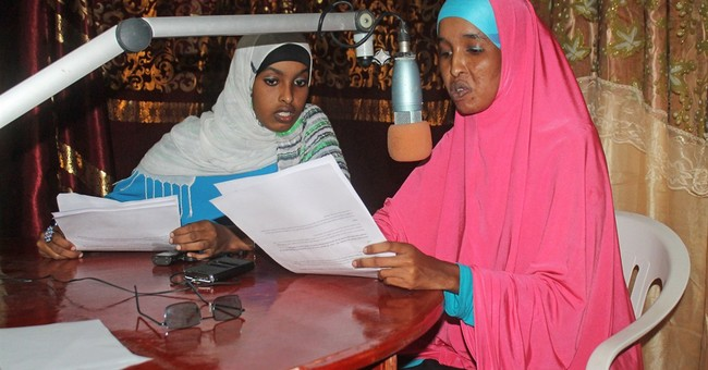 Somalis find new option on airwaves: sports radio