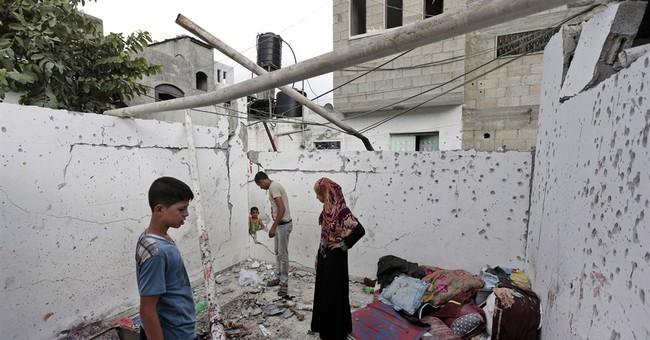Israel, Hamas  accept Egyptian cease-fire plan
