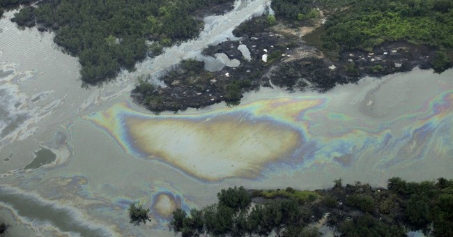 Nigeria, Shell not cleaning oil pollution: report