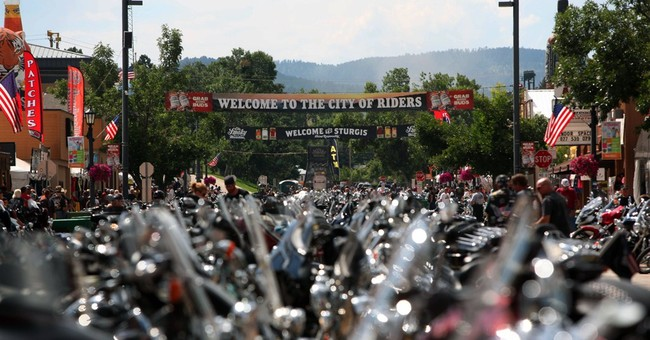 Big Sturgis Motorcycle Rally courts younger riders