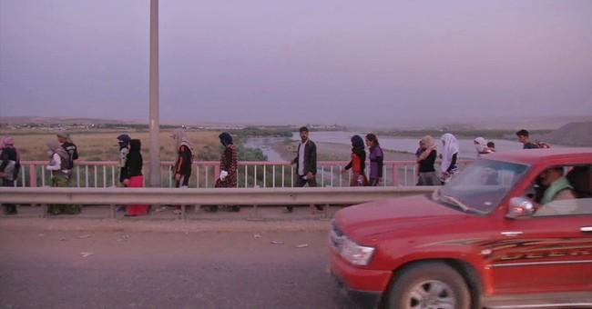 Iraq air force to back Kurds fighting Islamists